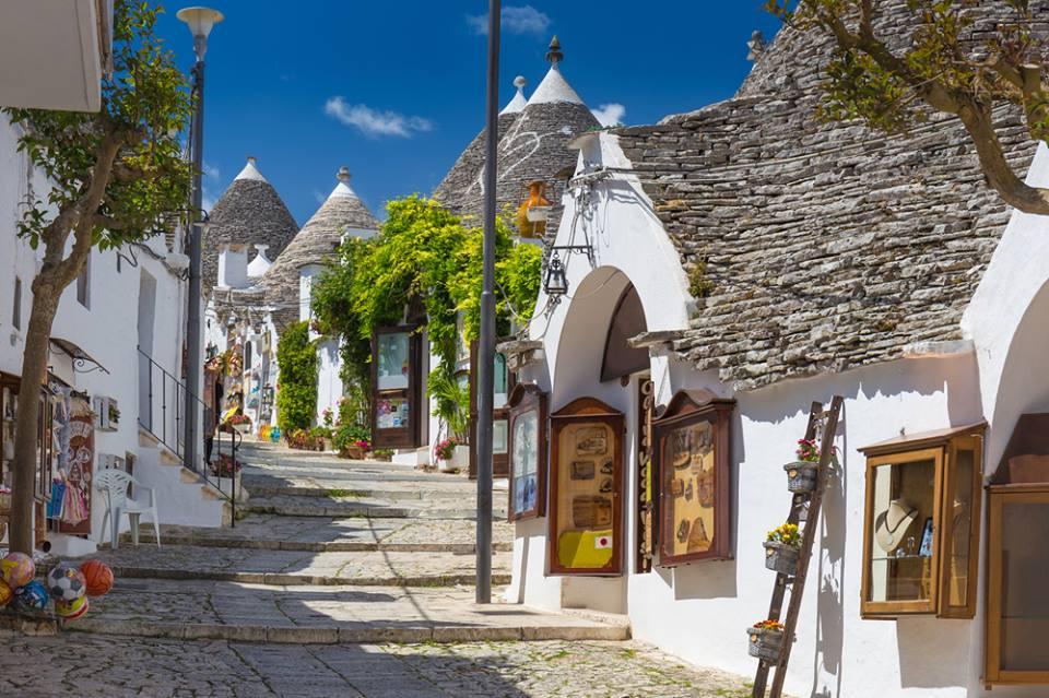 La Puglia è la più bella del mondo, lo dicono i 3 colossi stranieri dell'editoria