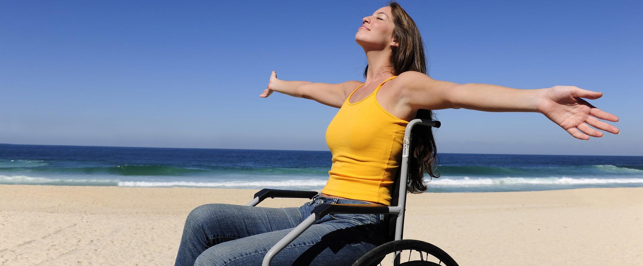 spiagge accessibili ai disabili: Taranto all'avanguardia in Puglia