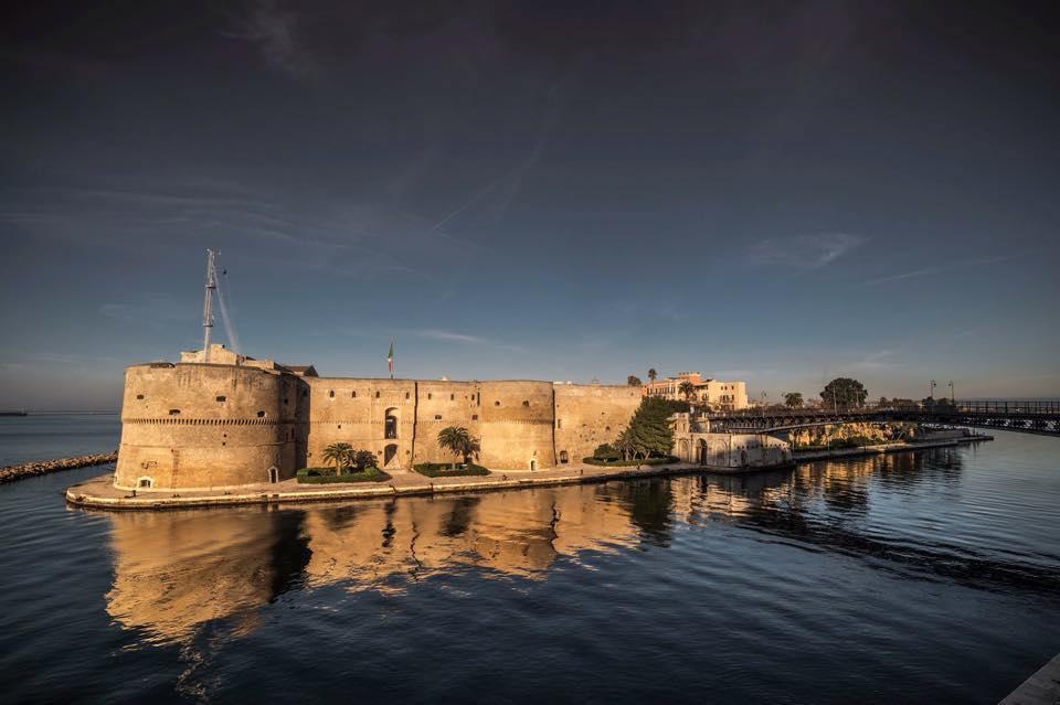 Due Mari WineFest, il Castello Aragonese di Taranto protagonista invernale della kermesse