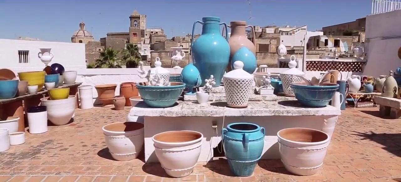 Ceramiche di Grottaglie: ecco lo spot per farle conoscere in tutto il mondo