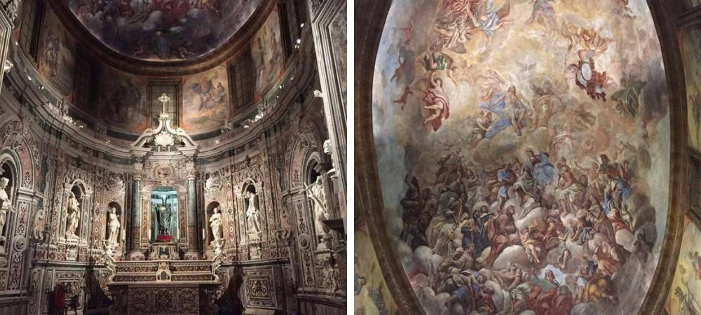Il Cappellone di San Cataldo, a Taranto un capolavoro dell'arte barocca