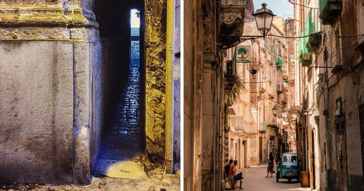 L'Isola Madre di Taranto e i suoi vicoli stretti: storia e curiosità