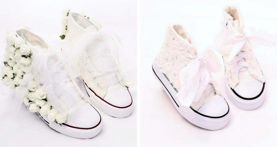 Scarpe personalizzate per spose: quelle originali sono Made in Taranto