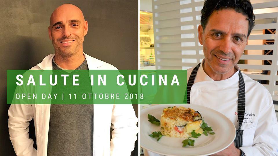 Salute in Cucina: Open Day con il Nutrizionista e lo Chef