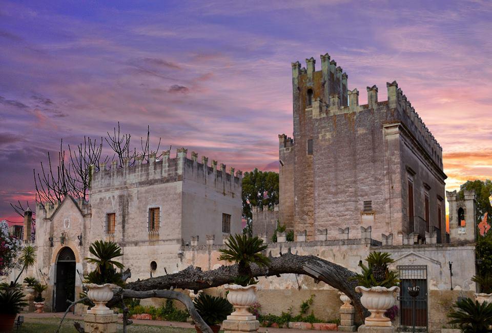 Masserie, casali e castelli di Statte: patrimonio turistico da valorizzare