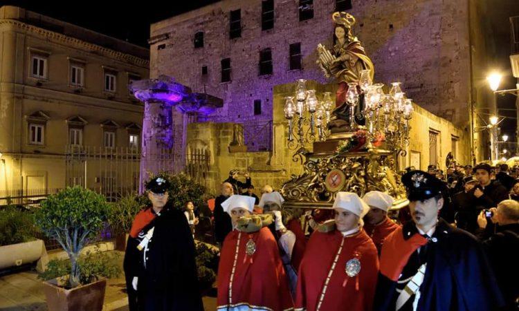 Festa di Santa Cecilia: inizia a Taranto il Natale più lungo dItalia