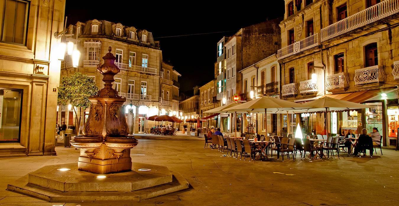 Pontevedra, la città senz'auto dove crescono commercio e popolazione