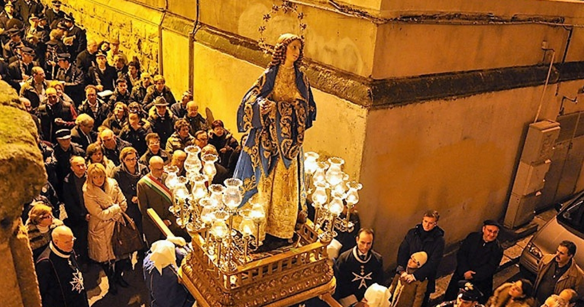 Festa dell'Immacolata, patrona di Taranto per i miracoli del 1710 e del 1743
