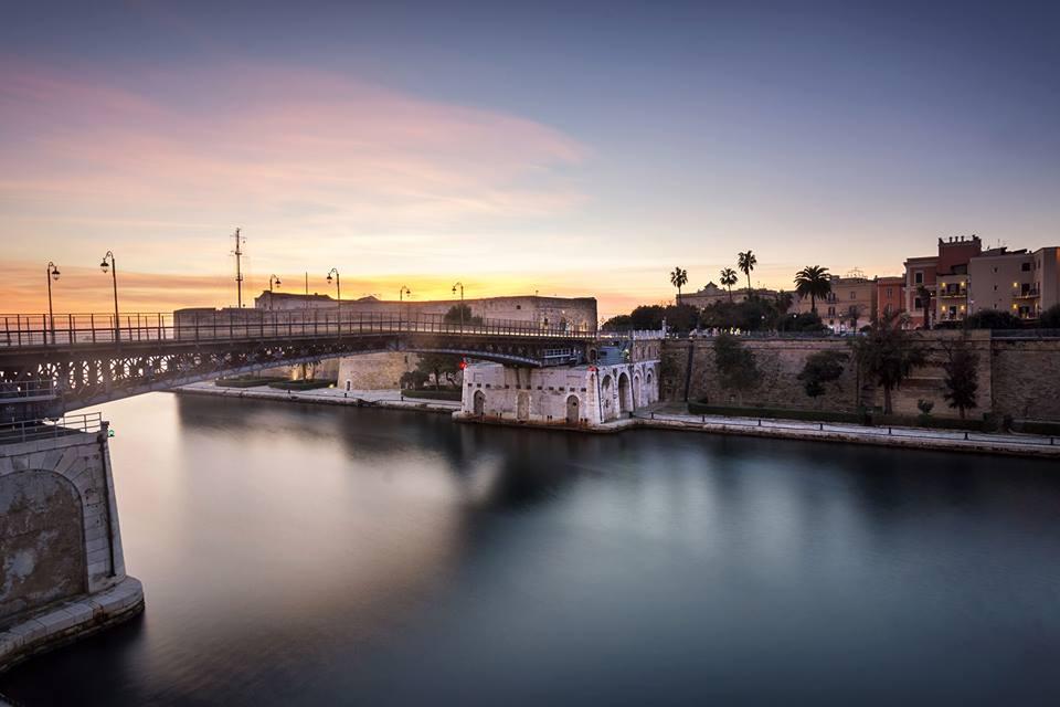 Ponte Girevole di Taranto: ecco la storia che pochi conoscono