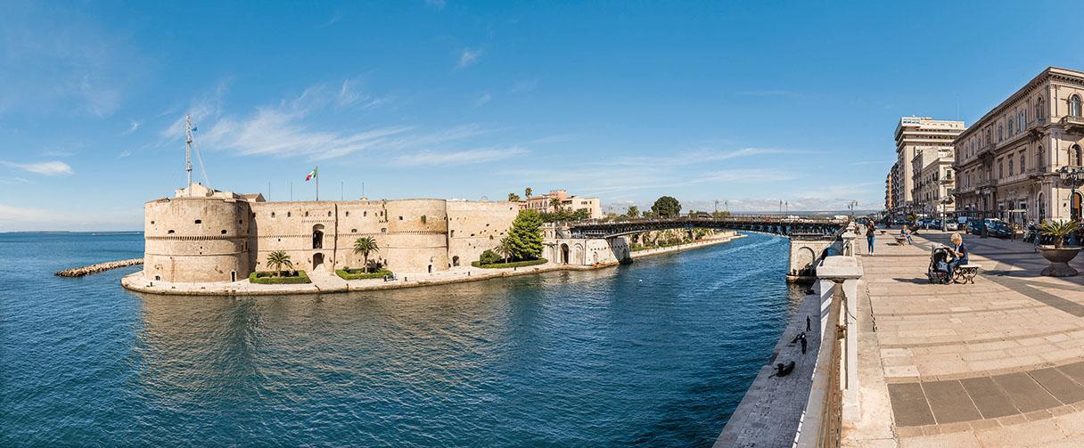 Nasce la prima vera Guida Turistica interamente dedicata a Taranto