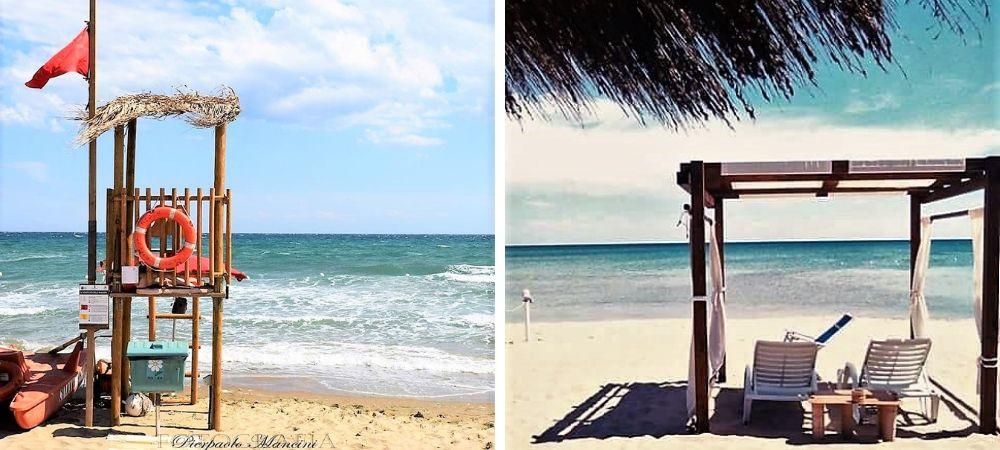 una spiaggia tarantina tra gli Oscar Best Italian Beach