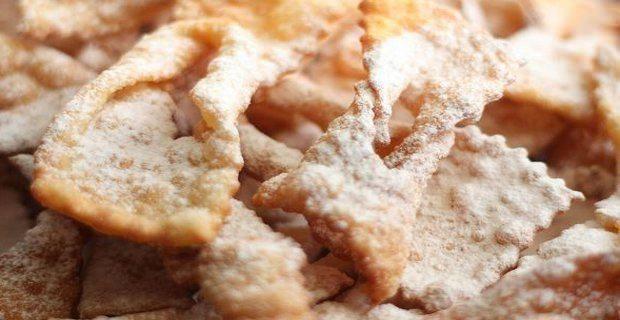 Chiacchiere di Carnevale: origine e ricetta di un dolce tipico tarantino