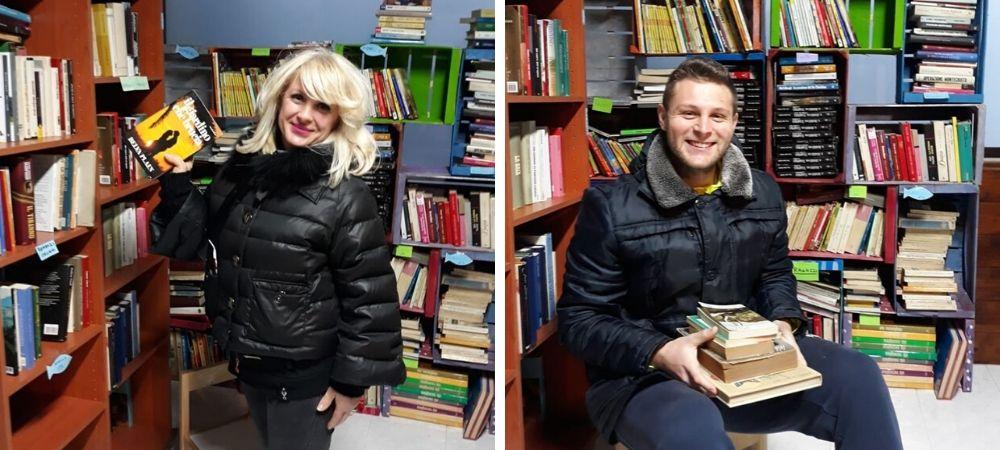 Un libro gratis ogni 10 bottiglie di plastica, è nata l'eco-libreria tarantina