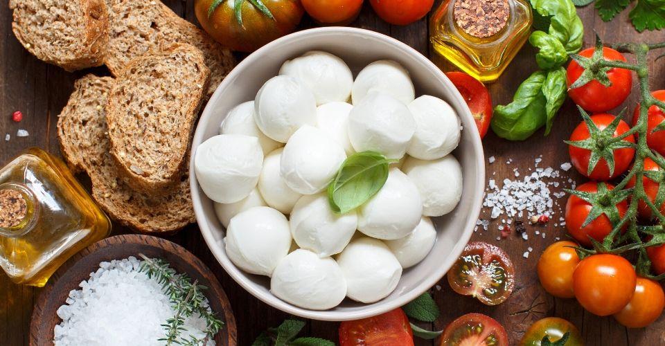 Latticini senza lattosio del Caseificio VB: consegna a domicilio in tutta Italia