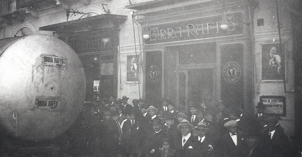 Storia della Birra Raffo, marchio della lager tarantina, ora del Gruppo Peroni