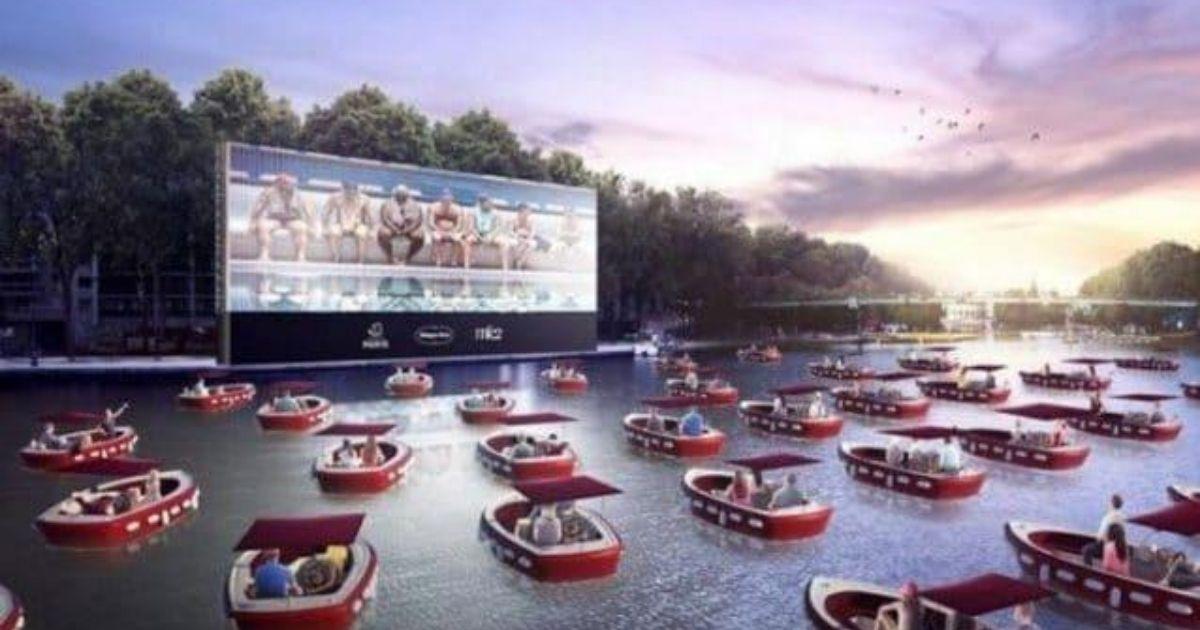 Un cinema galleggiante nel Mar Piccolo: volere è potere