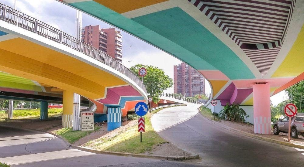 Brutture urbane che diventano arte e piacere per gli occhi