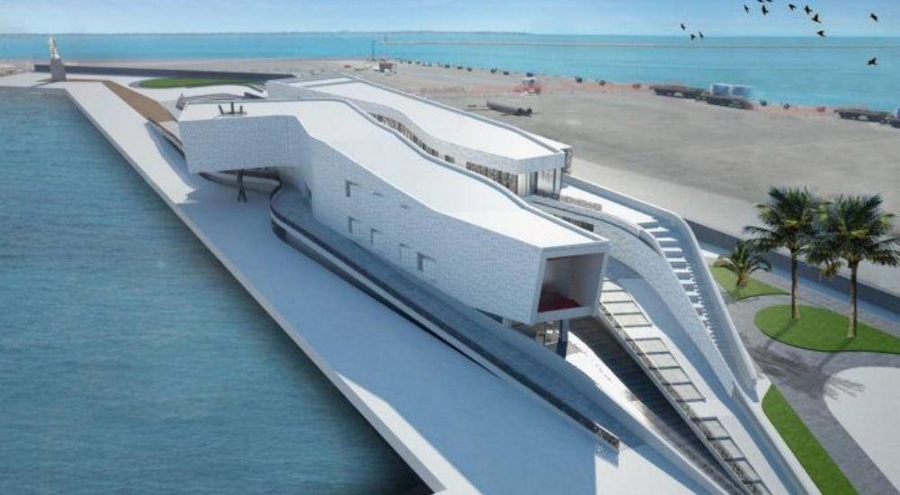 Ecco il nuovo Porto di Taranto, piastra logistica intermodale