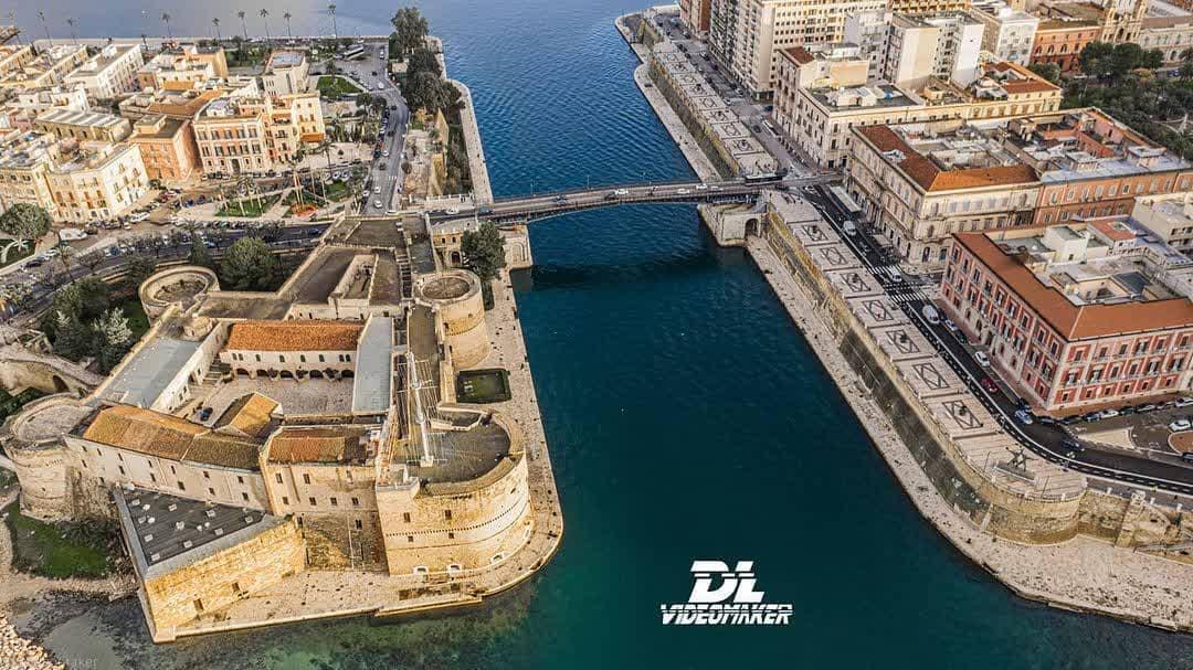 Sostieni con 1 click la candidatura di Taranto Capitale italiana della cultura