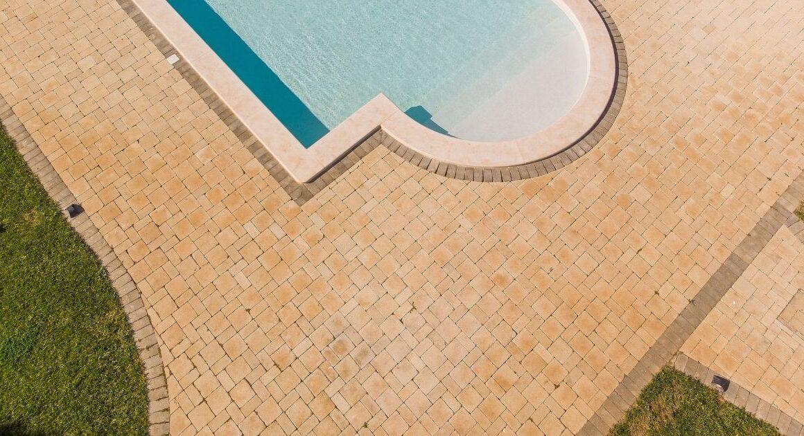Vibrotek, l'eccellenza tarantina dei pavimenti per esterni eco-sostenibili