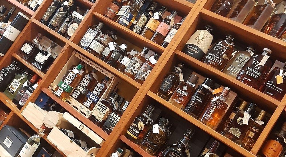 migliori distillati a Taranto