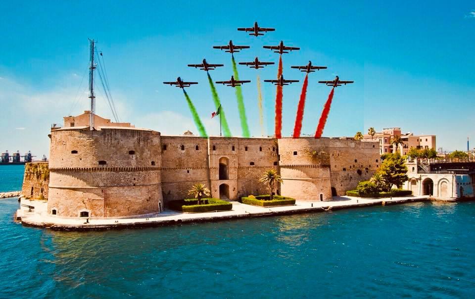 SailGP a Taranto: catamarani volanti e frecce tricolore, ecco il programma