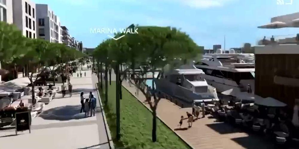 Waterfront sul Mar Piccolo