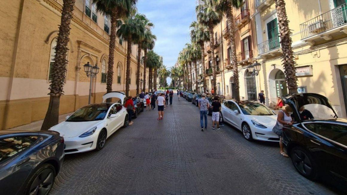 raduno di Tesla