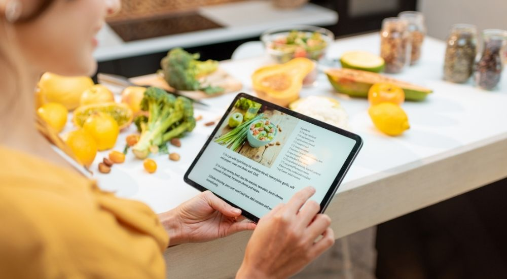Digital Food and Wine Management