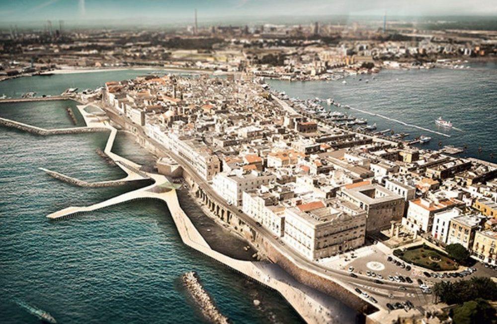 """Taranto fa il giro del mondo su """"Domus"""", la prestigiosa rivista di architettura"""