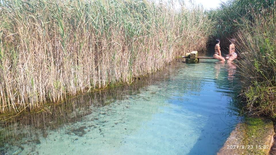 Fiume Borraco, sorgente di meraviglia sulla costa jonico salentina